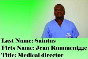 Jesus Medical's Medical Director