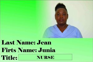 Jesus Medical's Nurse