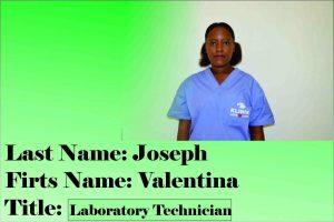 Jesus Medical's Laboratory Technician