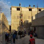 Haiti people working hard