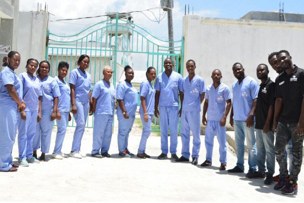 Jesus Medical's staff
