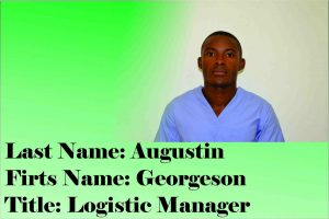 Jesus Medical's Logistic Manager