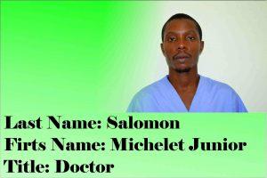 Jesus Medical's Doctor