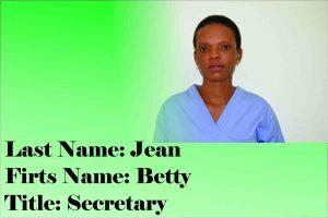 Jesus Medical's Secretary